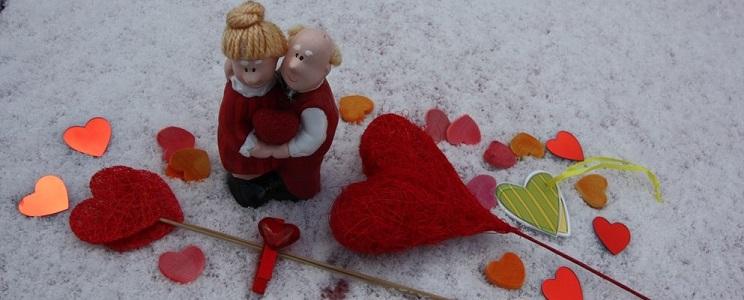 Herzen, Valentinstag, Muttertag