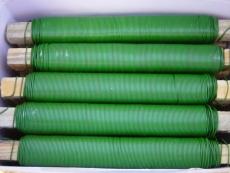 25 Rollen Bindedraht grün beschichtet