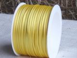 Band Zoom satte Farben Gelb 25 m