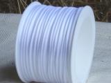 Band Zoom satte Farben Weiß 25 m