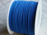 Draht Kordel Farbe Blau