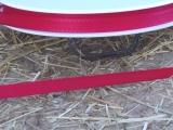 Deko Stoffband Rot
