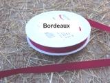 Deko Stoffband Bordeaux