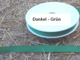 Deko Stoffband Dunkel Grün