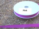 Deko Stoffband Pink